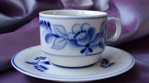 fait main porcelaine de Gjel